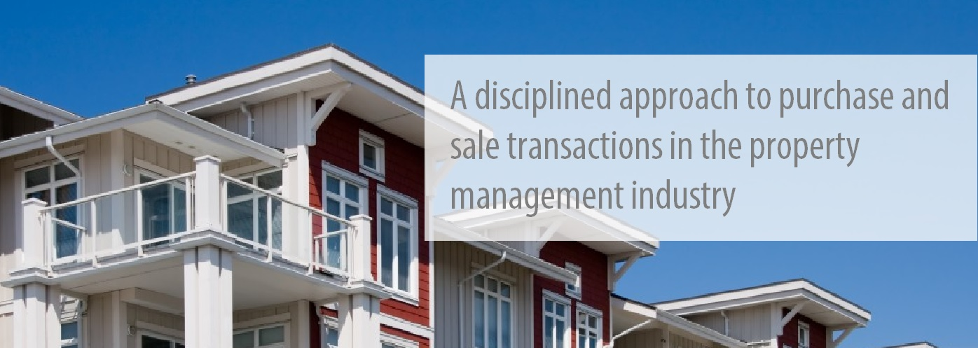 Long-Term Rental Purchase & Sale Transaction Advisory Services
